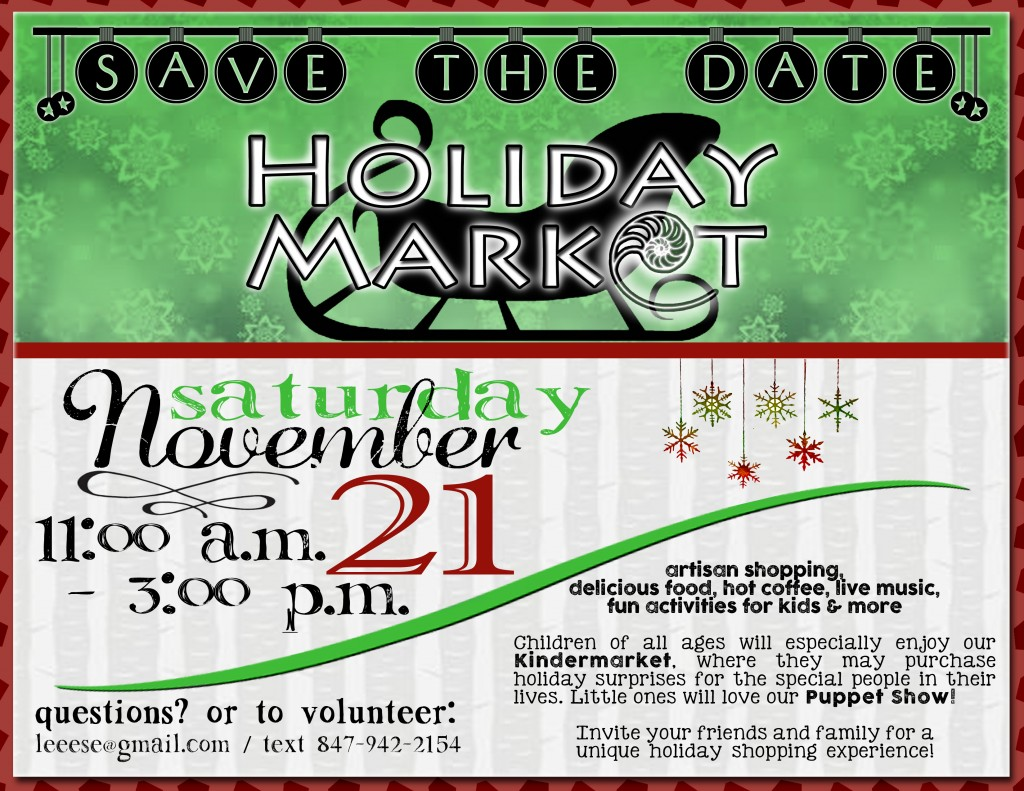 2015Holiday Market Save the Date13