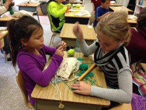 3rd grade girls crochet