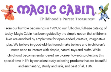Magic Cabin | Da Vinci Waldorf School