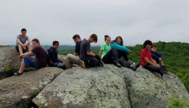Da Vinci Waldorf School - Wauconda, IL - 7th & 8th Grades: Annual Class Trip (Shawnee National Forest & St. Louis!)